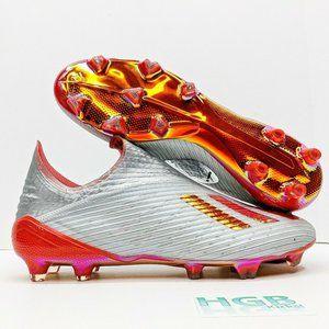 Adidas X19 + FG Men's Soccer Cleat Training